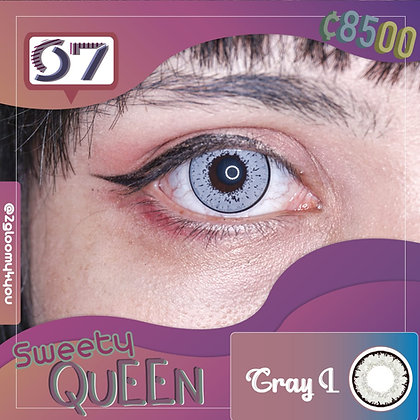 Sweety Queen Gray L