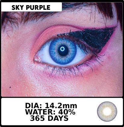 DeepColor Sky Purple