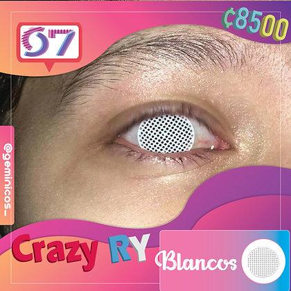 Crazy Lens White / Blanco