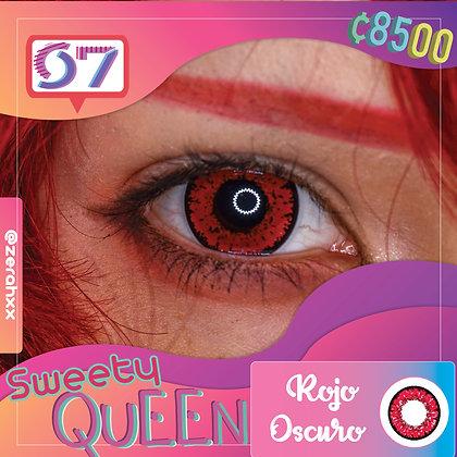 Sweety Queen D-Red / Rojo