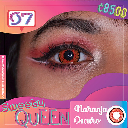 Sweety Queen D-Orange / Naranja