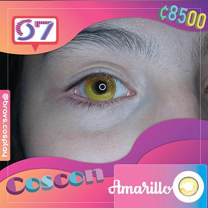 Coscon Yellow / Amarillo