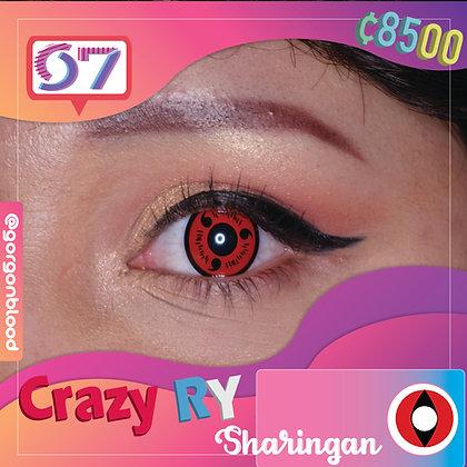 Crazy Lens Sharingan