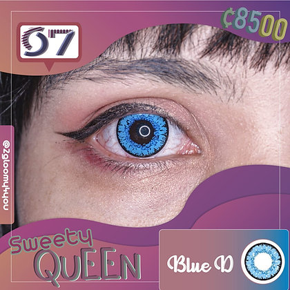 Sweety Queen Blue L