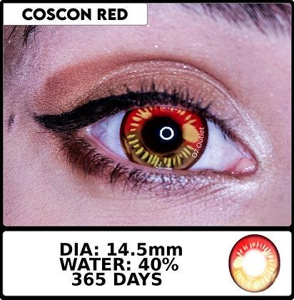 Coscon Red / Rojo
