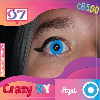 Crazy Lens Blue / Azul
