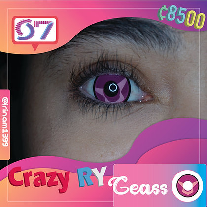 Crazy Lens Geass