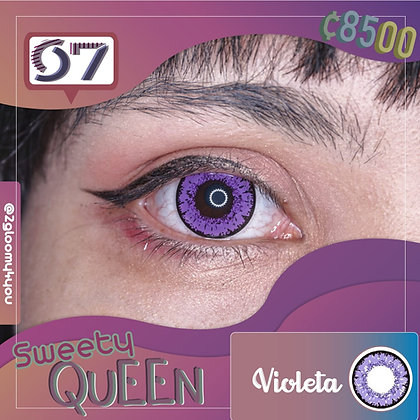 Sweety Queen Violet