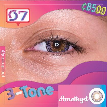 3-Tone Amethyst / Violeta