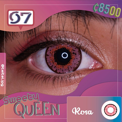 Sweety Queen Pink / Rosa