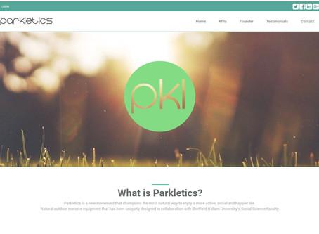 Meeting with Parkletics...