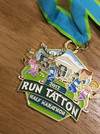 RUN TATTON HALF MARATHON 12/11/17