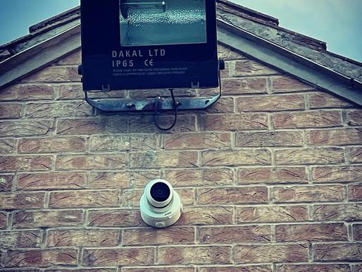 CCTV Upgrades - Cricket Club