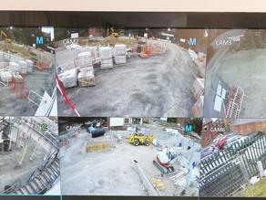 Construction Site Install - Barnsley