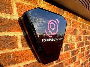 Focal Point Security Alarm