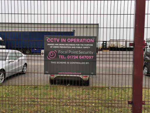 Additional Work And Upgrades On CCTV System
