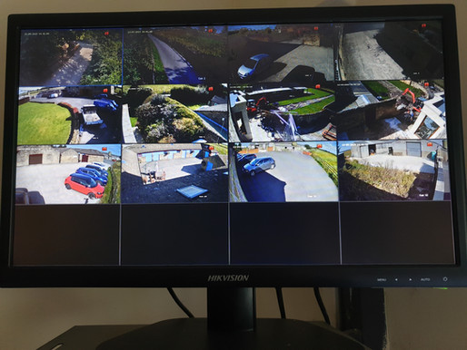 CCTV System Replacement