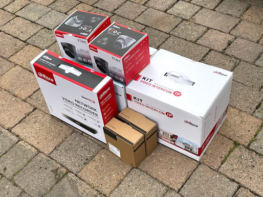 Video Intercom & CCTV System
