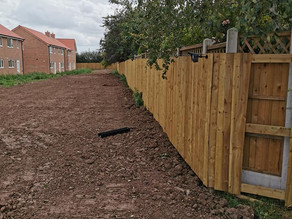 Construction Site Install - Doncaster