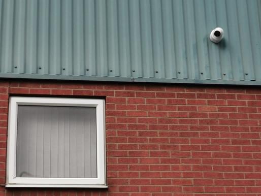 Installation Of CCTV System In Storage Warehouse