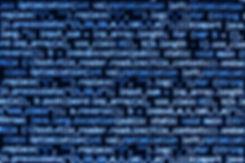 Digital technology background. Programmi