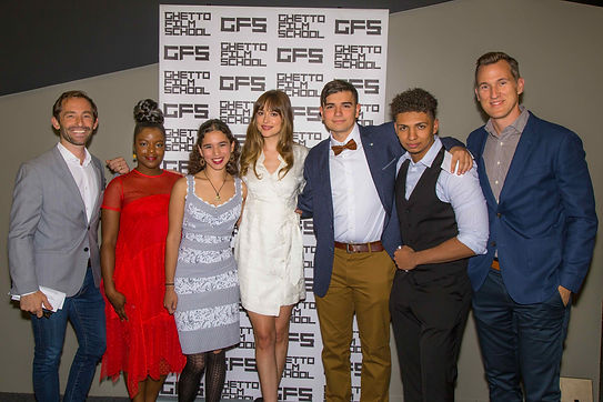 GFS LA Premiere - Students with Dakota J