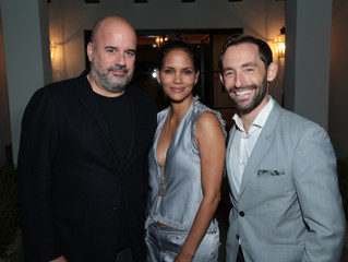 LA Benefit Honoring Halle Berry, Arnon Milchan, David O. Russell