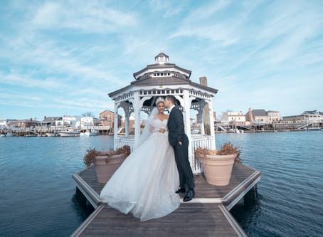 A Russo's On The Bay Wedding- Fariha & Timur
