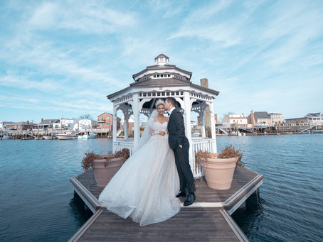 A Russo's On The Bay Wedding- Fariha & Timur