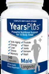 Years Plus Male Longevity