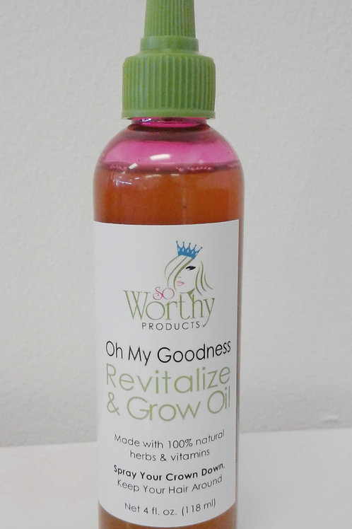 Revitalize and Grow Oil