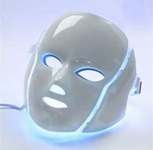 Online LED light therapy