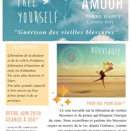 """Nouveau ! Les soins """"Amour et Relation affective"""""""