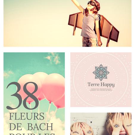 Les Fleurs de Bach pour les enfants