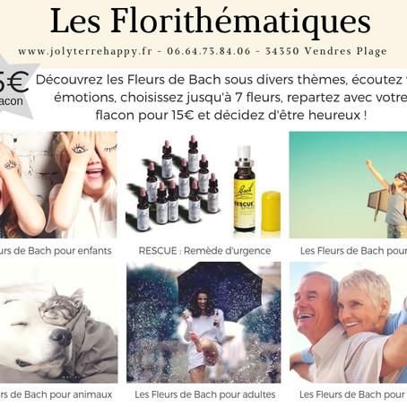 Découvrez les Florithématiques !!!