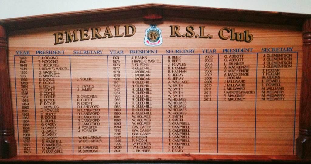RSL BOARD EM