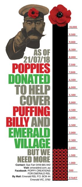 Poppy Meter 2000 Update