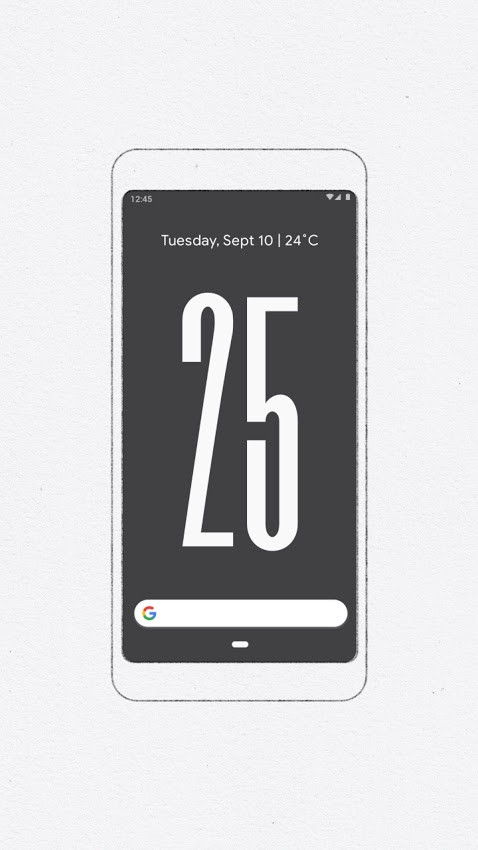 Unlock Clock for android