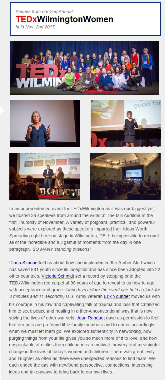TEDx Article