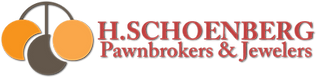 H Schoenberg Pawnbrokers and Jewelers Logo