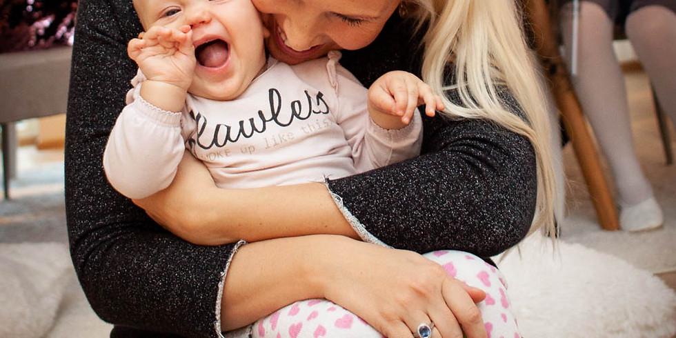 Tule beebi- või väikelapsega: beebihommik & hingejutud 10.00-11.15