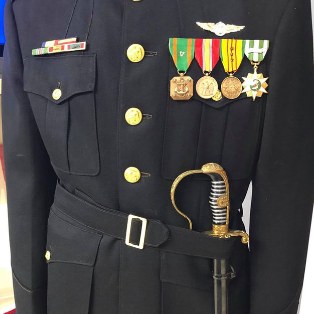 US Marine Corps Uniform