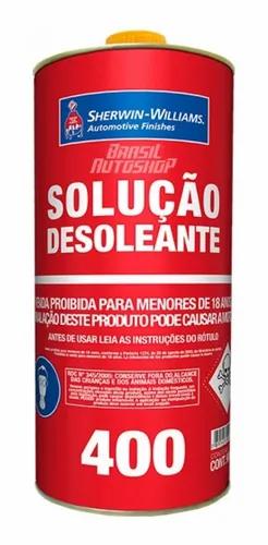 Solução Desoleante - 900 ML