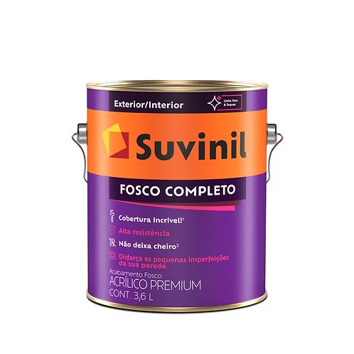 Suvinil Acrílico Fosco Completo - Galão - 3,6 Litros