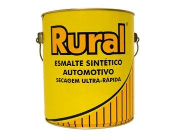 Rural Esmalte Automotivo Brilhante 3,6 Litros