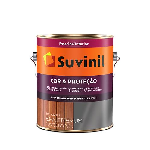 Suvinil Esmalte Sintético Fosco 3,6 Litros