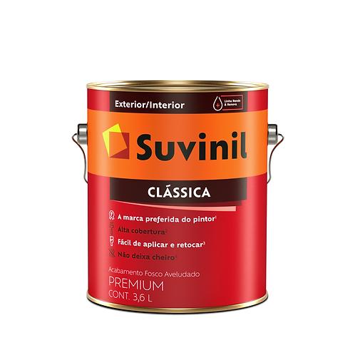 Suvinil Látex Clássica - Galão 3,6L
