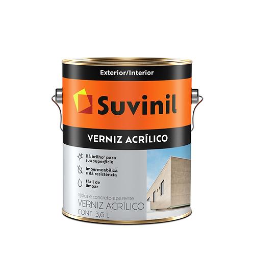 Suvinil Verniz Acrílico - 3,6 Lt