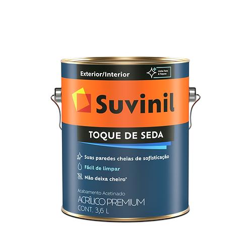 Suvinil Toque de Seda - Galão - 3,6 Litros