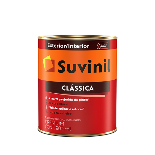 Suvinil Látex Clássica - 900ML